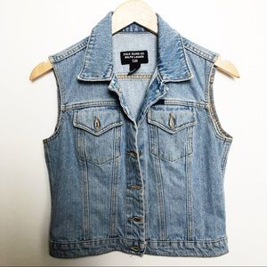 Polo Jeans Co. Ralph Lauren vintage Jean vest s